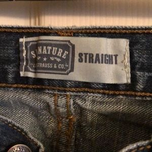 Levi's Bottoms - Levi's signature straight jeans 29x30